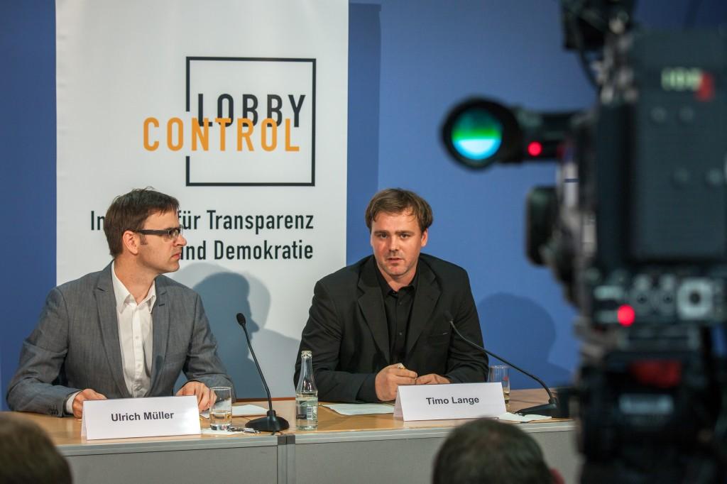 Lobbyreport 2013