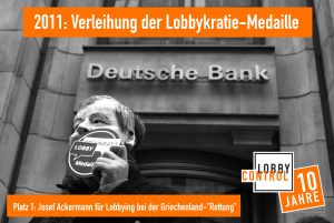 2011 Lobbykratie