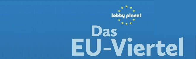 Publikationen Lobbycontrol: Lobbyplanet