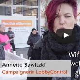 LobbyControl in Essen