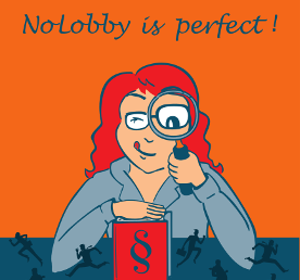 Anny Hartmann: NoLobby is perfect!