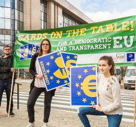 Titelbild LobbyPlanet Brüssel