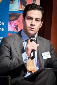 MEP Pablo Zalba Bidegain, Autor: FriendsofEurope Lizenz: CC BY 3.0