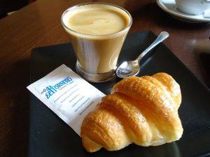 Amisa2 - intime Treffen mit der Wirtschaft bei Croissants und Kaffee