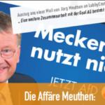 """Briefing """"Die Affäre Meuthen"""", Cover-Bild"""