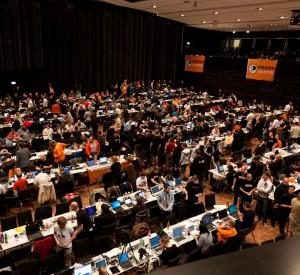 Foto vom Piratenpartei Tag 2011, CC-BY: Tobias M. Eckrich
