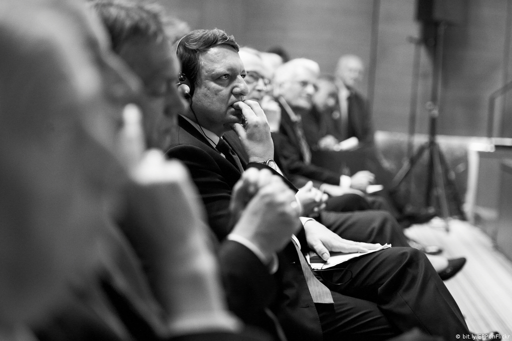 José Manuel Barroso in seiner Zeit als EU-Kommissionspräsident.
