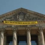 Still ist es um die Handelspolitik im Bundestag geworden. Bild: geldoderleben; CC BY-SA 2.0.
