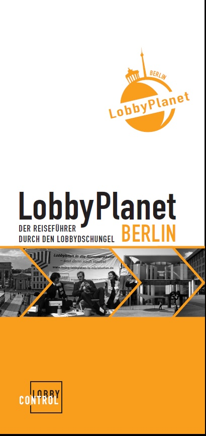 LobbyPlanet Berlin Cover
