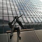 Das Bild zeigt das Gebäude der Handelsdirektion der EU-Kommission.