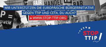 STOPPT TTIP und CETA