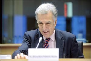 Europäischer Bürgerbeauftragter Nikiforos Diamandouros, Quelle: Europäisches Parlament