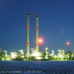 Das Bild zeigt das Exxon Mobil Werk in Großenkneten,