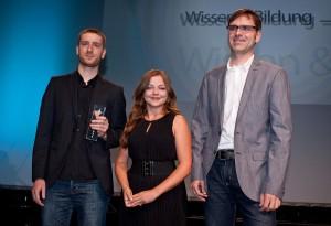 Übergabe des Grimme Online Awards 2012 für die Lobbypedia