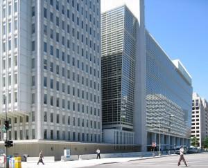Das Bild zeigt das Gebäude der Weltbank in Washington. Bei der Weltbank ist das Internationales Zentrum zur Beilegung von Investitionsstreitigkeiten (ICSID) angesiedelt. Dort hat die Meinl Bank ihre Klage eingereicht.