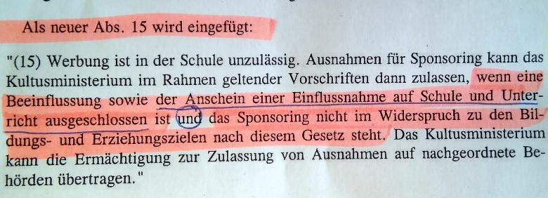 Gesetzentwurf Hessen