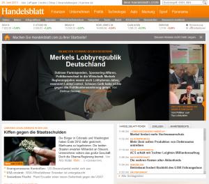 Handelsblatt-Startseite2