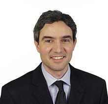 Das Bild zeigt den CDU-Bundestagsabgeordneten Harbarth.
