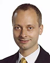 Das Bild zeigt den ehemaligen EU-Parlamentarier Holger Krahmer.