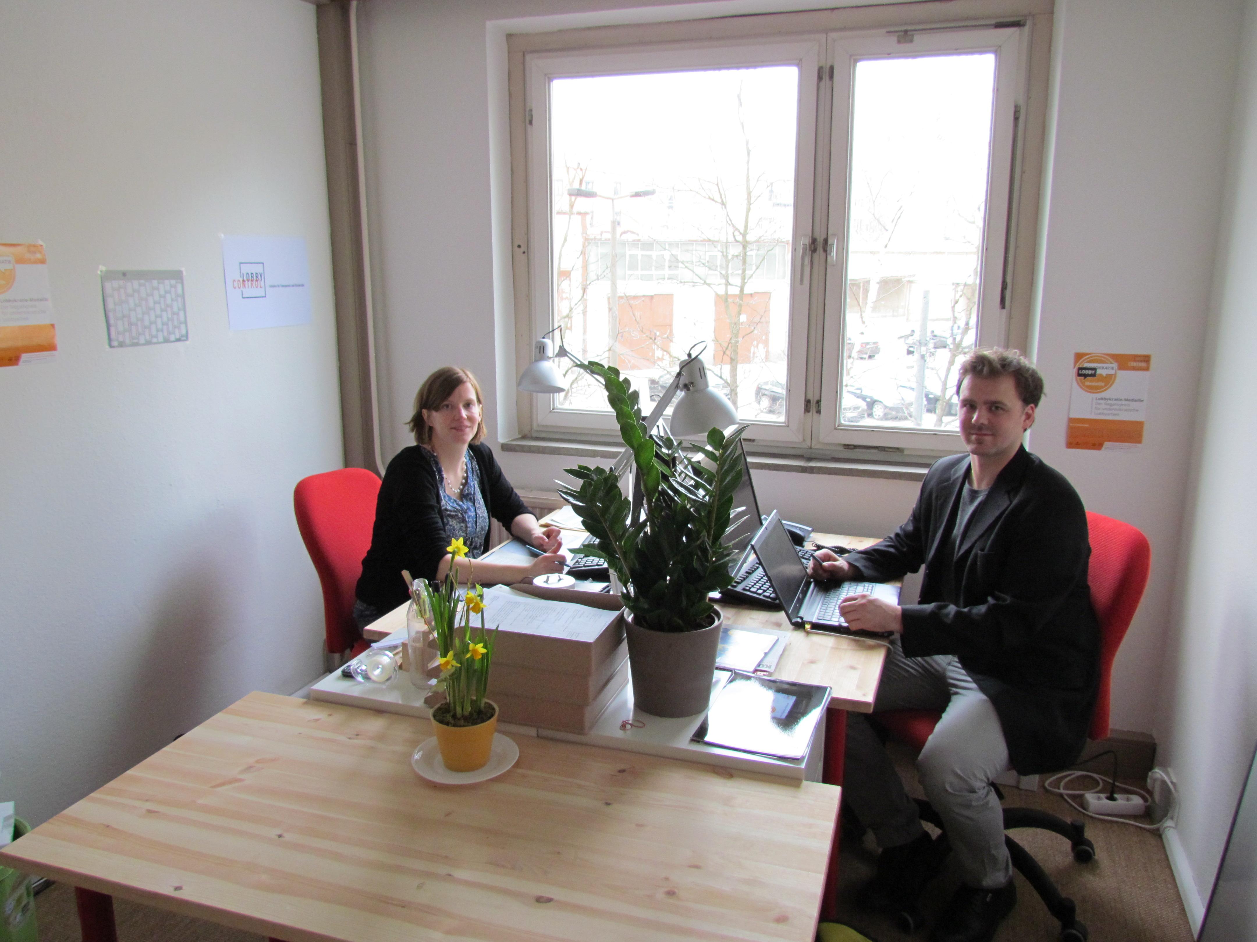 Büro Berlin berliner büro eingeweiht lobbycontrol