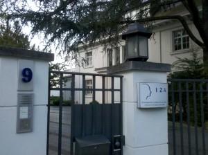 Das IZA in Bonn