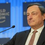 EZB-Chef Mario Draghi beim World Economic Forum (WEF) 2013 in Davos.