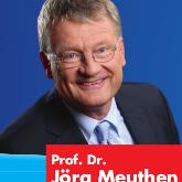 Wahlplakat für Jörg Meuthen