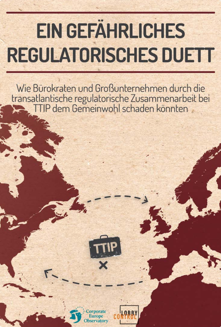Studie zu regulatorischer Zusammenarbeit
