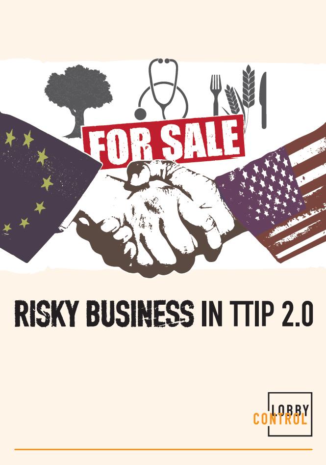 TTIP 2.0: Unsere neue Studie zeigt die Hintergründe