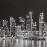 Singapur Finanzzentrum
