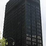 Das Bild zeigt den Sitz den sogenannten IT-Tower, in dem unter anderem die Anwaltskanzlei Mannheimer Swartling ihr Brüsseler Büro hat.