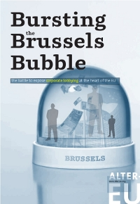 Bursting the Brussels Bubble Cover