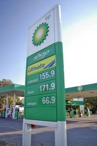 bp-Tankstelle in Australien. In Deutschland vertreibt der Konzern seinen Treibstoff über Aral. Autor: Bidgee. Linzenz: Creative Commons.