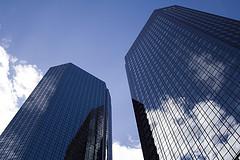 Deutsche Bank Frankfurt – CC-by 2.0 re-ality