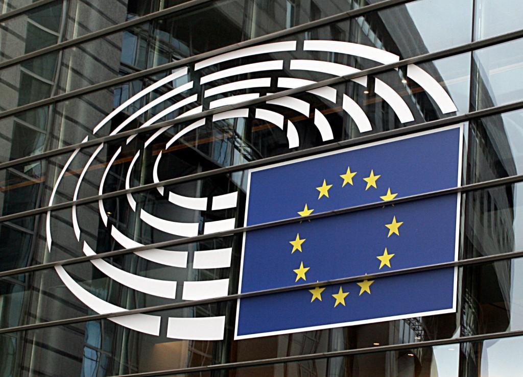 Das Bild zeigt einen Ausschnitt des EU-Parlamentsgebäudes in Brüssel. © LobbyControl.