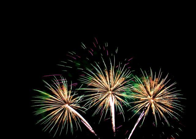 Feuerwerk-Foto von Kabir Bakie