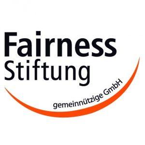 Logo Fairness-Stiftung