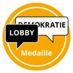 Lobbykratie-Medaille