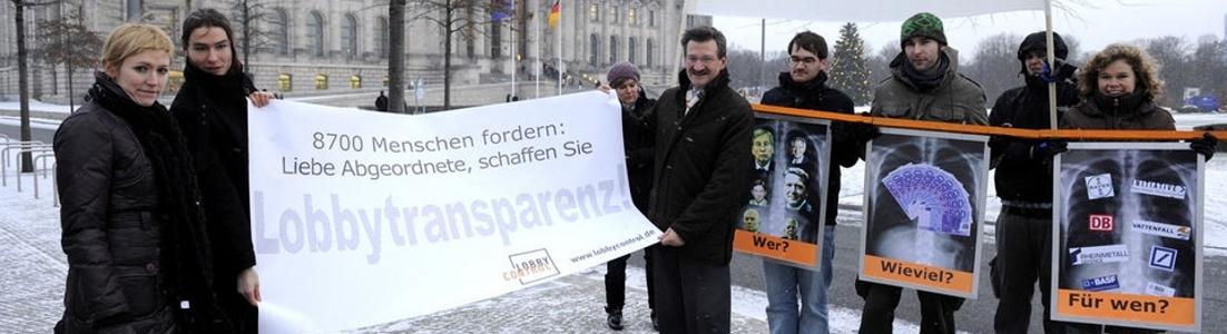 Thumbnail for Lobbyregister - Lobbyismus transparent machen | LobbyControl