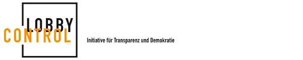 LobbyControl - Initiative fuer Transparenz und Demokratie