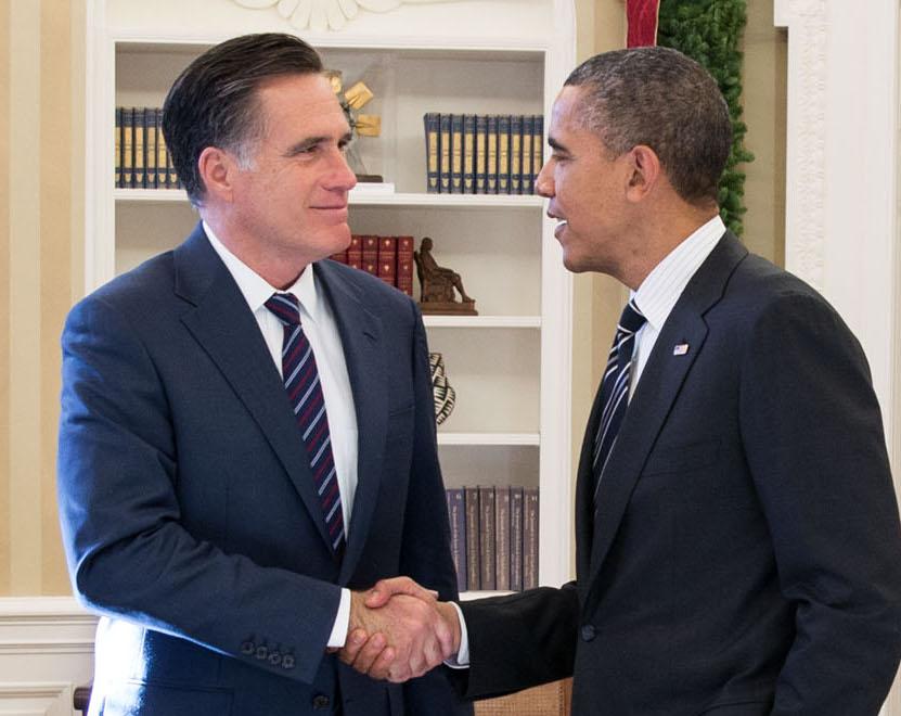 Sowohl Barack Obama als auch Mitt Romney wurden von Super Pacs unterstützt.