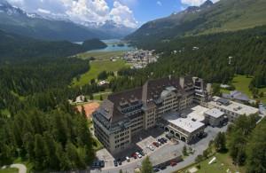 Pressebild von der offiziellen Homepage des Hotels