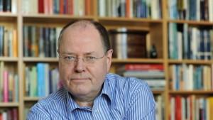 Peer Steinbrück, Pressefoto SPD