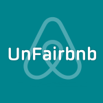 UnFairbnb Logo CEO