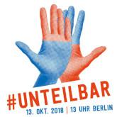 #unteilbar-Logo