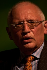 Günter Verheugen / Bild: Michael Thurm